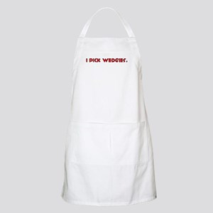 I pick Wedgies BBQ Apron